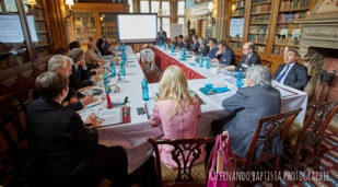 The Kronberg Circle. 4th annual meerting at the Schlosshotel Kronberg